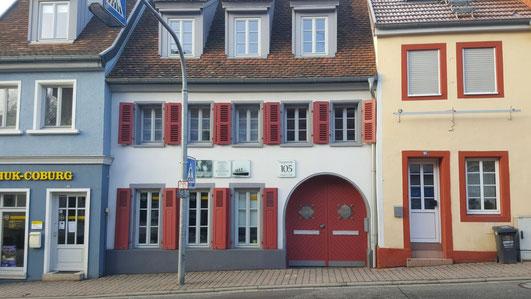 zum Haus Strauss