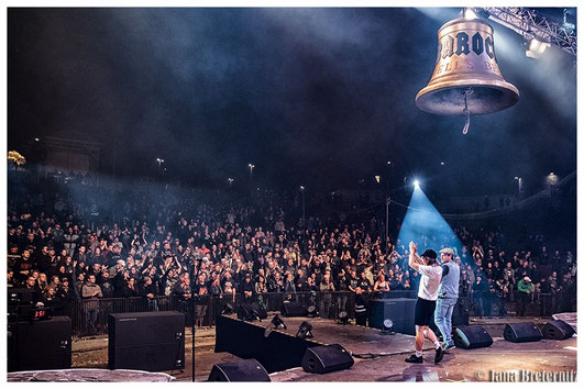 BAROCK- the AC/DC tribute show Loreley Rockfels 2018