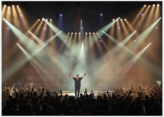 BAROCK AC/DC tribute show Bregenz