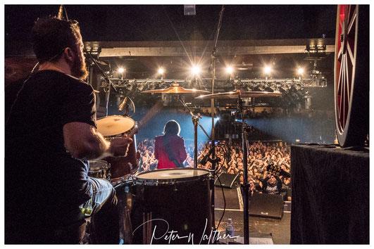 BAROCK - the AC/DC tribute show Hamburg 2018 Große Freiheit 36