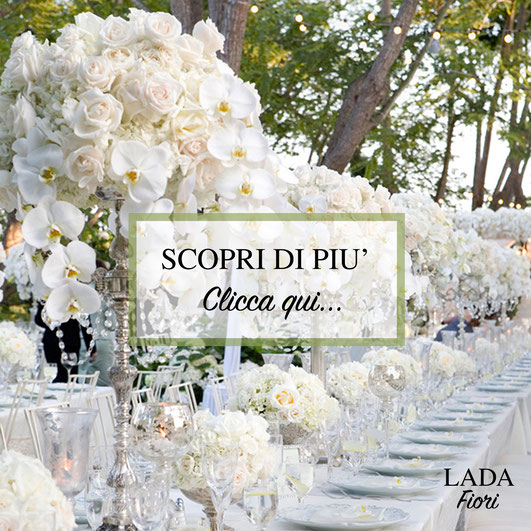 Decorazione Matrimoni