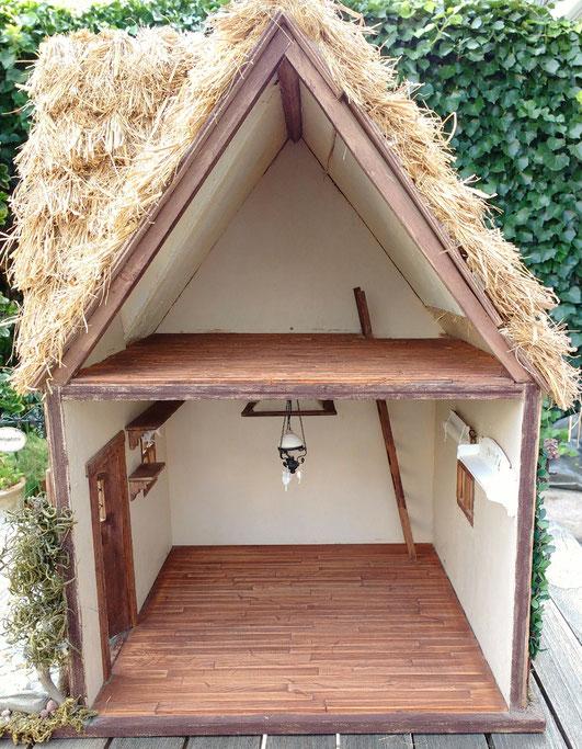 Miniaturhaus 1 zu 12