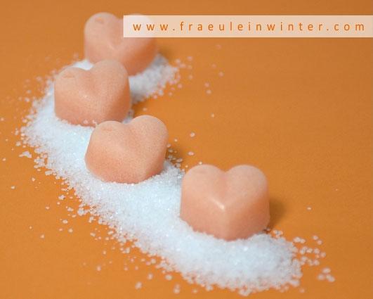Sugar Scrub & Soap | Fräulein Winter