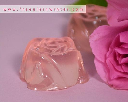 Homemade Shower Jelly by Fräulein Winter