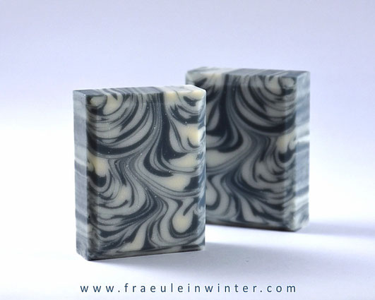Cosmic Shimmy - ITP Swirl Soap - Handmade by Fräulein Winter
