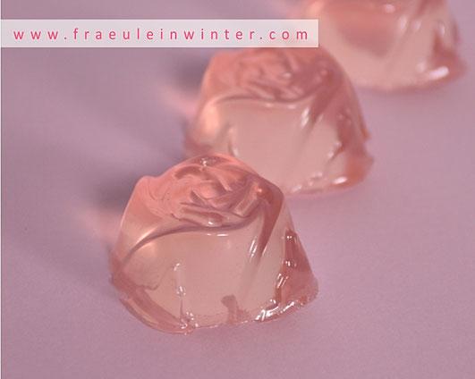Homemade Shower Jelly | DIY Duschjelly | Fräulein Winter