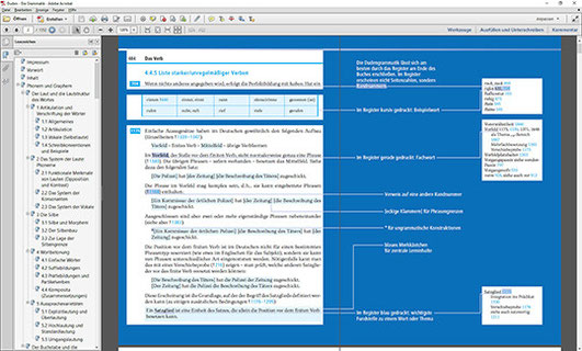 screenshot, duden, grammatik, pdf