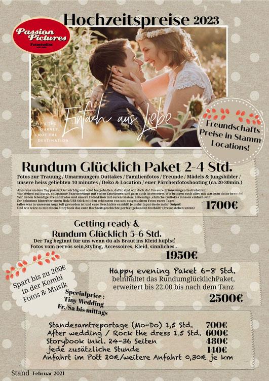Hochzeitspreise Dortmund Hochzeitsfotografie