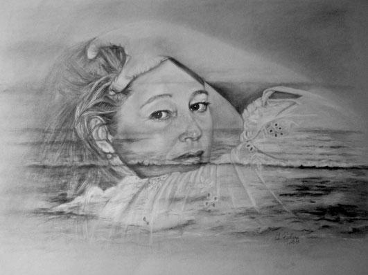 Susanne am Meer