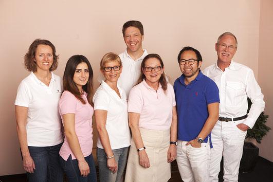 Das Team der Neurologie und Psychiatrie im medicum