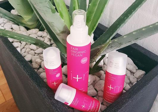 i+m Hydro Perform Anti Blue Light Effekt Pflege Gesichtspflege Healthlove Feuchtigkeitscreme