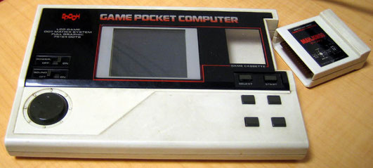 Epoch Game Pocket, 1984