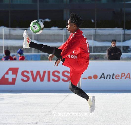 Zé Roberto - ehem. brasilianischer Fussballspieler