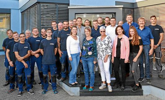 Weiterbilden und mehr verdienen in einem innovativen Team in Lörrach? Aktuelles Stellen- und Lehrstellenangebot für Kälte- und Klimatechnik bei Kälte Klima Grässlin, Eimeldingen