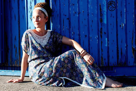 Katjuschka - Miss Boho - Maxikleid - Boho Style - Bohokleid - Hippikleid - Boho Chic - Bohemian - Boholiebe - Sommerkleid