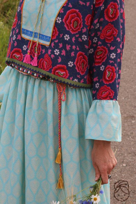 Katjuschka - Boholicious-Kleid