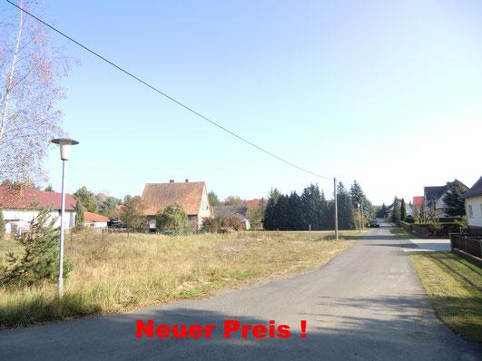 Baugrundstück in Neustadt an der Spree