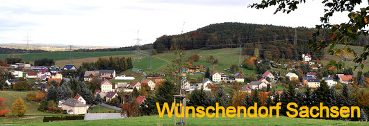Bild: Wünschendorf Sachsen Dürrröhrsdorf-Dittersbach 2019