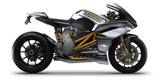 Mission Motorcycles Mission R