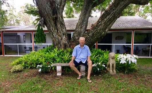 January 2017 - Avatar's Abode, Queensland, Australia