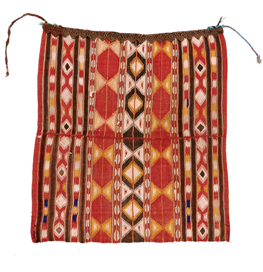 Flatweave piece from Eastern Europe, probably Kosovo.