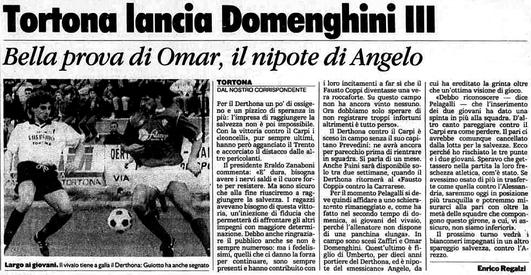 1989-90 DERTHONA - CARPI 1-0