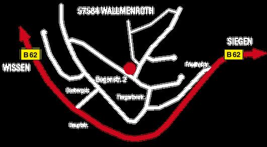 Logos Grafik  Betzdorf Wallmenroth Westerwald