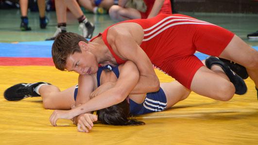 Arturs errang sich mit Vollgas sein erstes ÖM-Gold