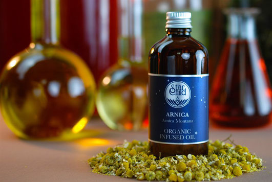 Arnica Montana 100ml (mit Mandeloel Prunus Amygdalus)