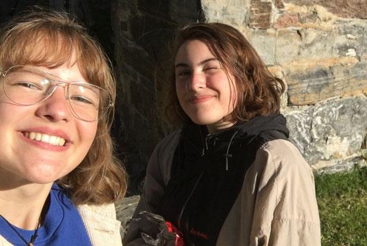 Klara und Antonia