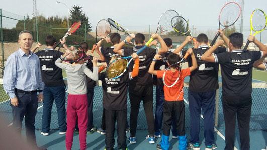 Club Tenis Cehegín.