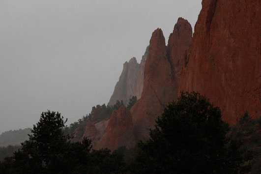 Garden of the Gods, Colorado, State Parks USA