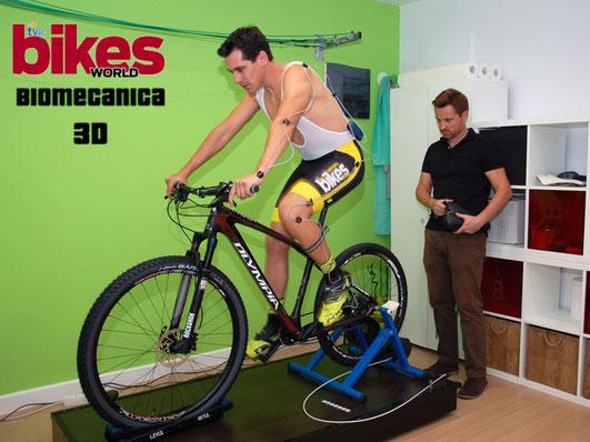 estudio biomecánico bici