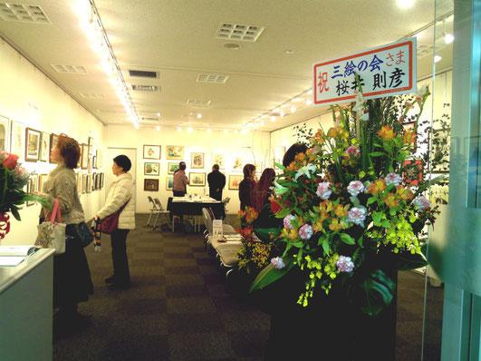 パステル教室 パステル画教室100枚展 作品展 カルチャー 札幌市