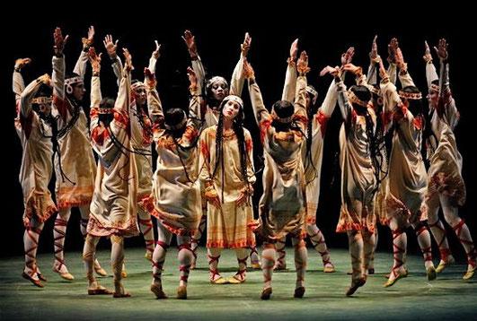 le sacre du printemps igor stravinsky histoire des arts