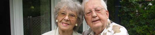 Marianne Unterberg und Georg Pabst (Haushaltsauflösung, Umzug inkl. ein- und auspacken) wurden von Bad Honnef bzw. Wiesbaden gemeinsam in den Verenenhof nach Oberpleis umgezogen.