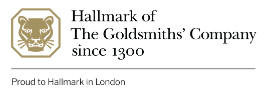 Georgina Ettridge Jewellery: Proud to Hallmark in London - Hallmark of The Goldsmiths' Company