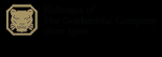Georgina Ettridge Jewellery: Proud to Hallmark in London - Hallmark of The Goldsmiths' Company