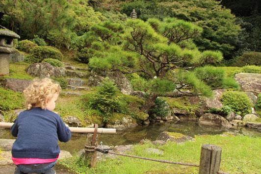Family Friendly Walks in Kyoto, Japan - Shorenin Temple
