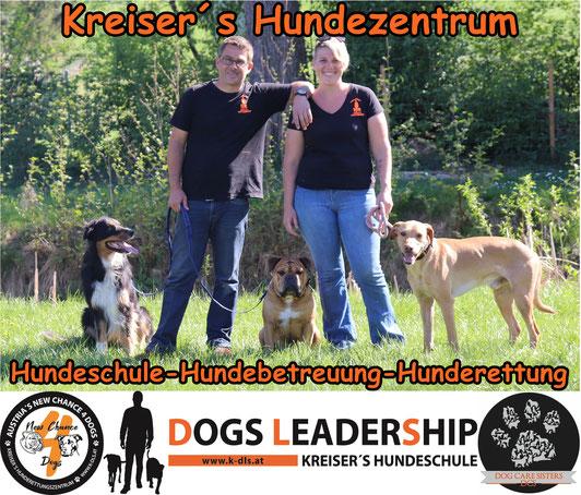 Hundeschule, Hundezentrum Oberösterreich, Österreich Linz-Land