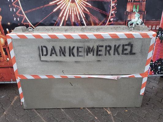 Excursie van Berlijn op Maat - Politiek - Nederlandse gids - Merkel - terrorisme - vluchtelingenpolitiek