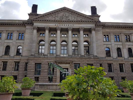 Berlijn op Maat - excursie - politiek - Bundesrat