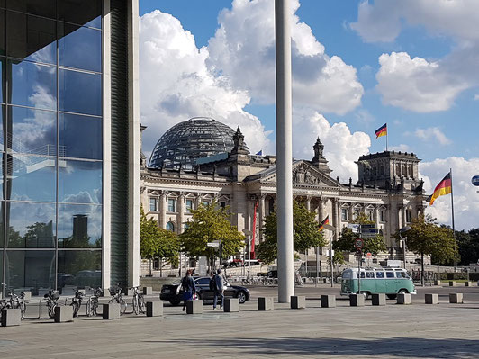 Excursie Berlijn - Politiek - Bundestag - Reichstag - Nederlandse gids