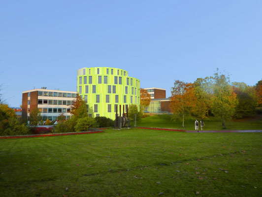 Wettbewerb Verwaltungsgebäude Planconcept Architekten