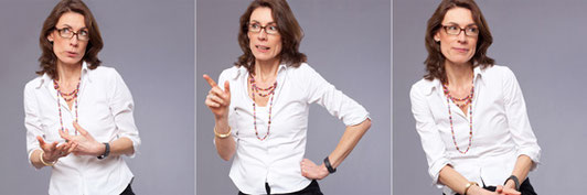 Maria Richter-Nordahl in der Presse
