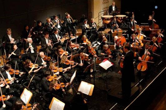 Kammerphilharmonie Bad Nauheim seit 1999