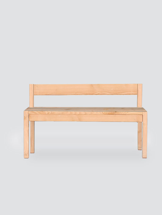 banc de jardin bois douglas made in france