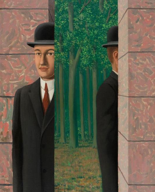 Самые дорогие картины Рене Магритта - Общее место