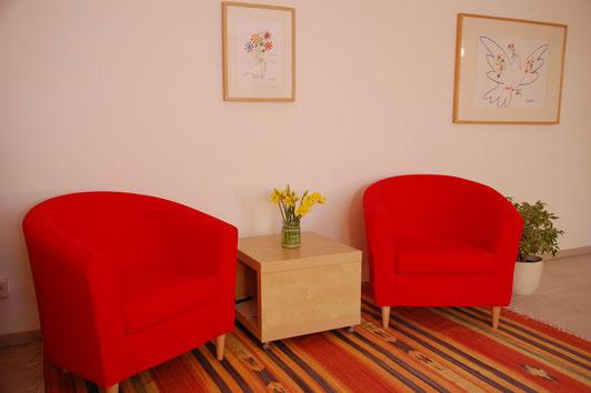 Mein Raum für Einzelsupervision, Coaching und kleine Gruppen