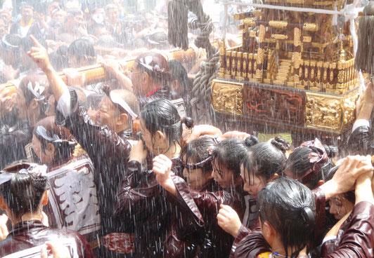 〈FUKAGAWA SHINMEIGU Shrine Festival〉Morishita , TOKYO ⓒreal Japan 'on